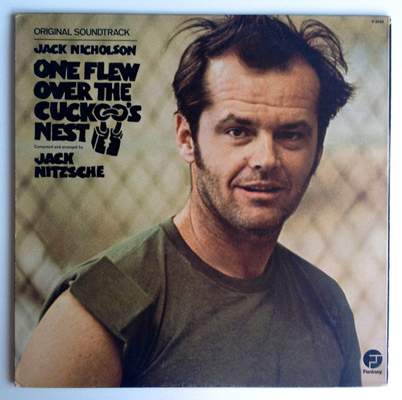 One Flew Over The Cuckoos Nest Quotes: One Flew Over The Cuckoo's Nest Soundtrack Gatefold LP