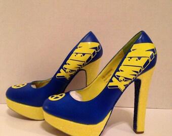 xX-MENn shoes Custom made to order
