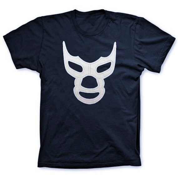Mexican Shirt Sizes Luchador T-shirt Mexican