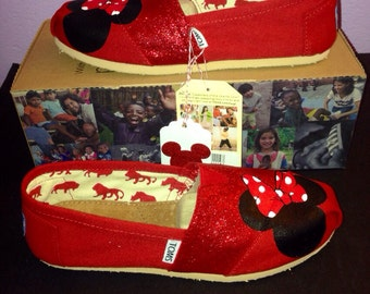 Disney Minnie Toms