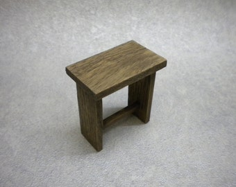 Dollhouse Stool