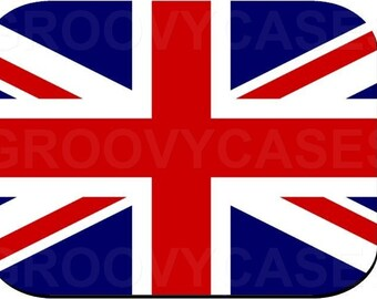 Mouse Pad British Flag