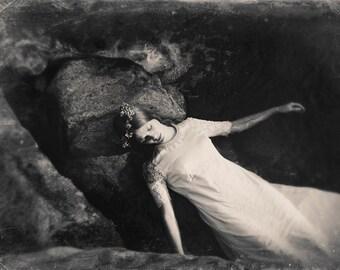 """Ophelia II. Photography. 20x30cm (8x12"""")"""