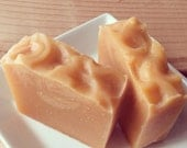 Handmade Organic soap {GLOWING TOMATO}~ Cell-Rejuvenation W/ Tomato Enzyme + Avocado Oil