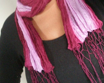 SALE *** Beautifull light scarf *** SALE ***