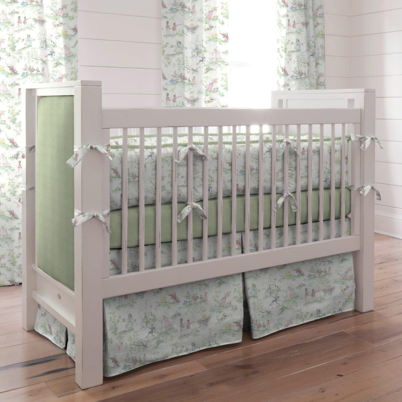 Neutral Baby Crib Bedding Girl Baby Bedding Boy Crib
