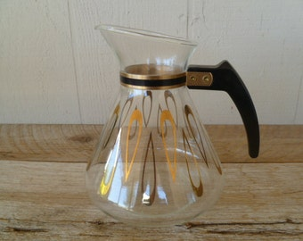 Vintage Mid Century Modern David Douglas Coffee Pot Caraffe