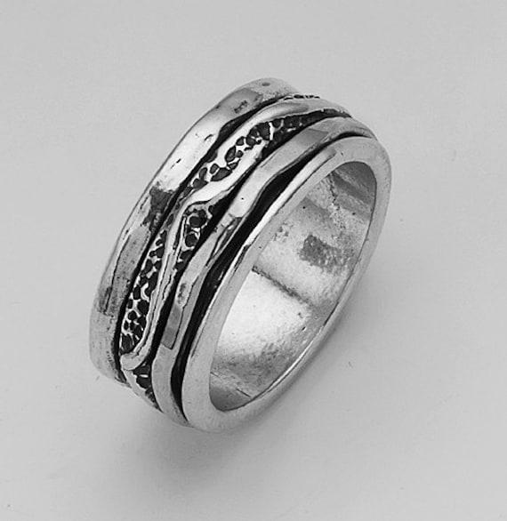 Wholesale Price! Unique Sterling Silver 925 Ring