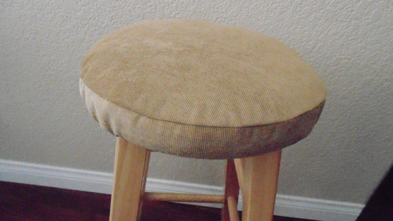 Bar Stool Cover Beige velvet 12131415round by BestFit on Etsy : il570xN659916292fbe7 from etsy.com size 570 x 321 jpeg 40kB