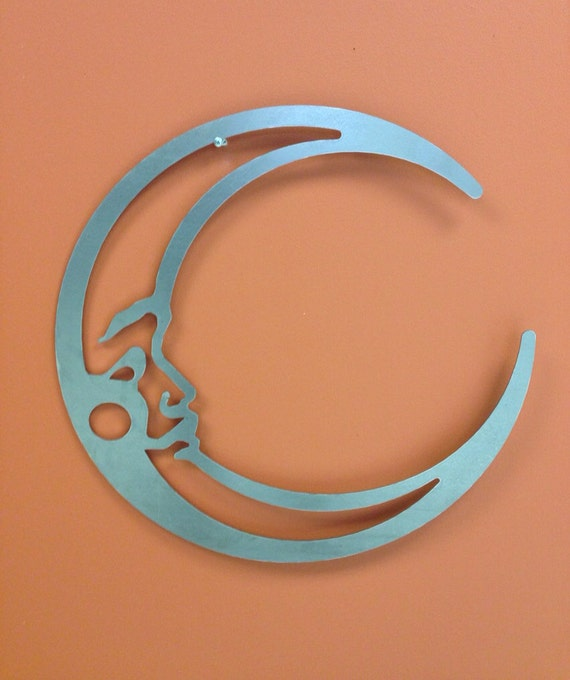 Crescent Moon Cut Out