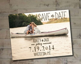Save the Date Cards, Postcards & Magnets