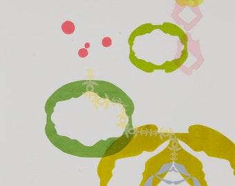 Whimsical Screenprints
