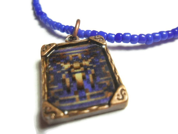 chrono trigger pendant kingdom of zeal crest