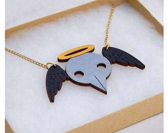 Evangelion Angel Sachiel Necklace