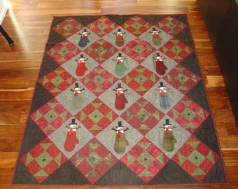 Wall Hanging or Lap Quilt