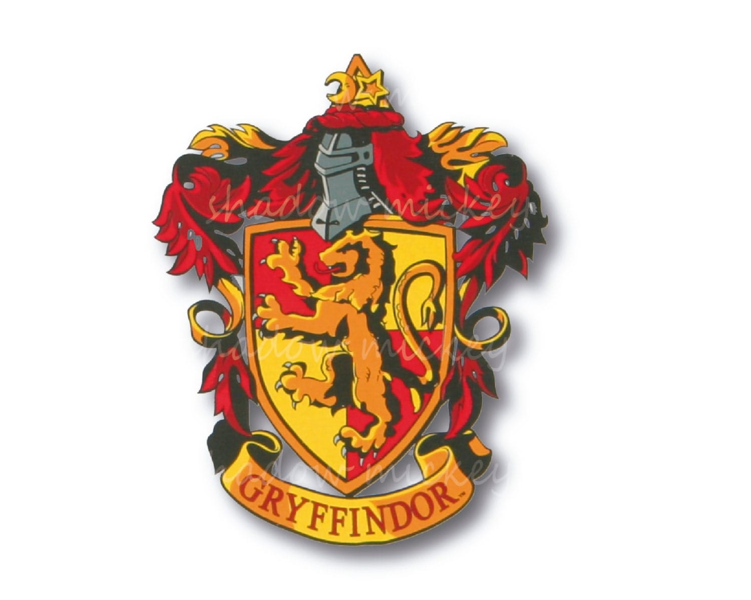 Critical image pertaining to printable hogwarts crest