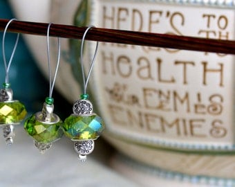 Time for a Cuppa Snag-free Stitch Markers