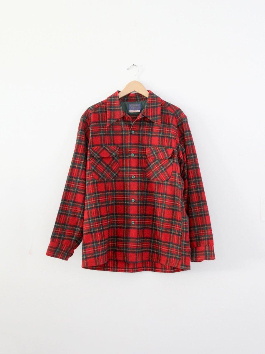 Pendleton Men S Wool Shirts