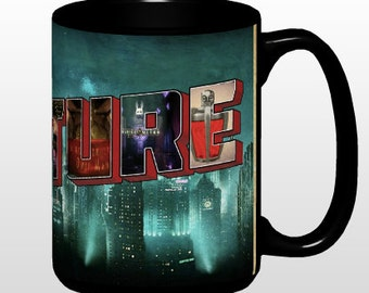 BioShock Rapture Coffee Mug