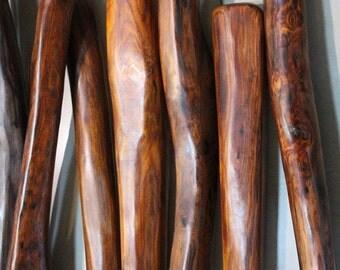 Natural shape Rosewood Walking stick High quality Hiking stick Walking Cane