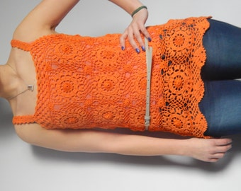 orange Asymmetry