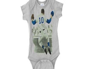 Ron Santo Officially Licensed MLB Chicago Onesie 3M-24 Months Ron Santo Click