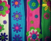 Groovy Flower Power Headbands for Girls of All Ages