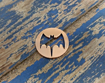 Copper 1 inch Bat Washer Stamping Blanks