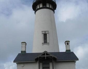 Oregon Lighthouse 8 x 10