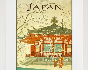 Japanese Wall Art | Etsy Part 15