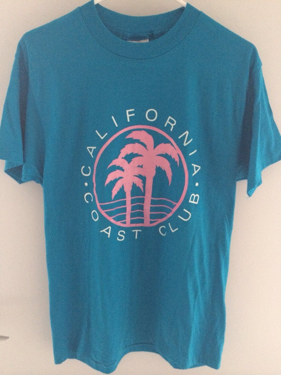 Vintage California T Shirts 23