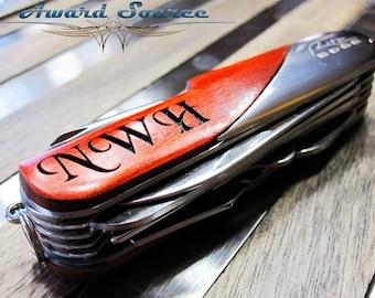 Personalized Knife - Swiss Army Knife