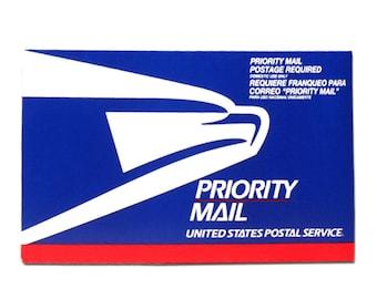 Upgrade to International Priority Mail