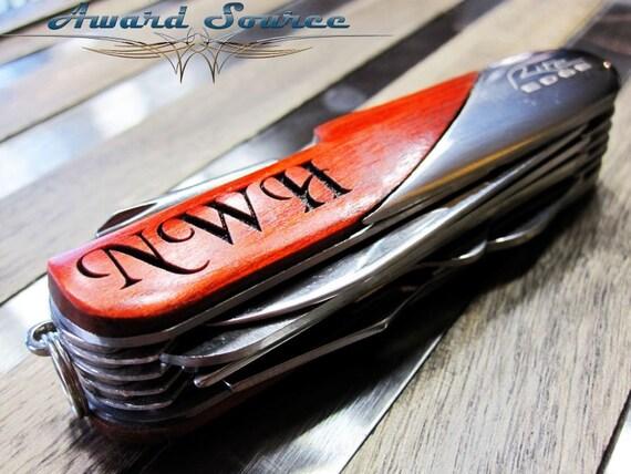 Personalized Knife Swiss Army Knife