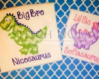Big Bro and Lil SiS T-Shirt or Bodysuit
