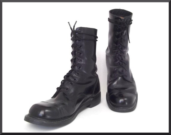 Ww2 Combat Boots Vintage / gi Combat Boots