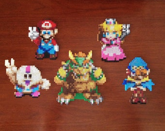 Super Mario RPG Inspired Characters