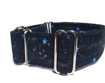 Night Sky Dog Collar | Cat Collar