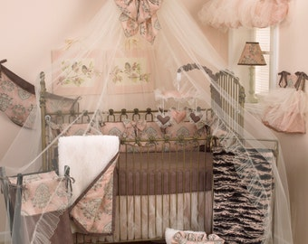 Nightingale 8pc Crib Bedding Set