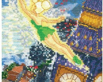 Tinker Bell - Disney Counted Cross Stitch Kit