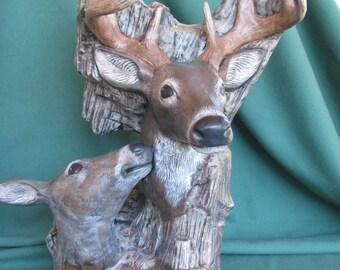 Doc Hollidays Driftwood Deer