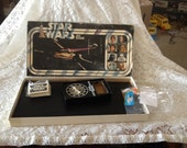 """Vintage 1977 """"Star Wars Escape From the Death Star"""" Board Game"""