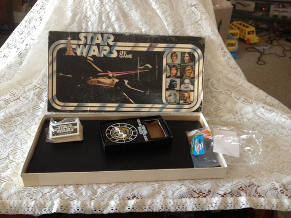 Vintage 1977 Star Wars Escape From the Death by ...