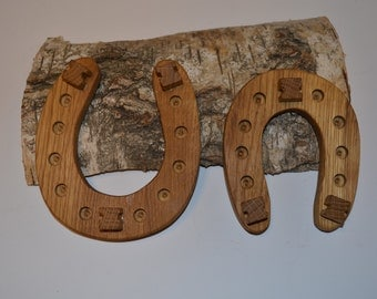 Wooden Horseshoe,