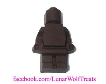 Giant Solid Chocolate Figure!