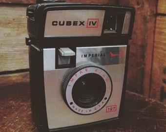 Cubex IV Imperial Box Camera