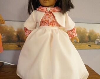 American Girl, Civil War Era Skirt, blouse and jacket