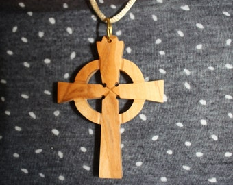 Wood Celtic Ornament Etsy