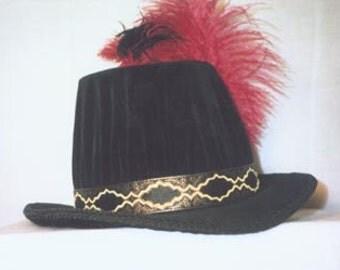 Elizabethan Tall Hat