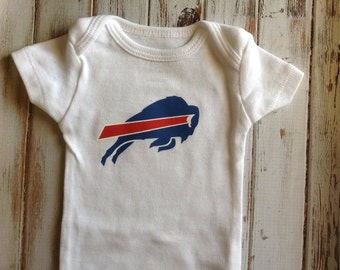 Buffalo Bills Custom Sport Onsie, football, babys first photos, newborn photos, baby shower gift
